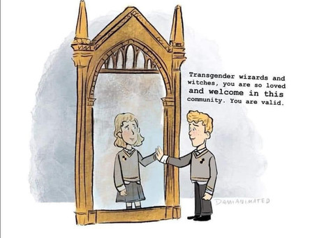 Nostalgia, Disappointment, and JK Rowling