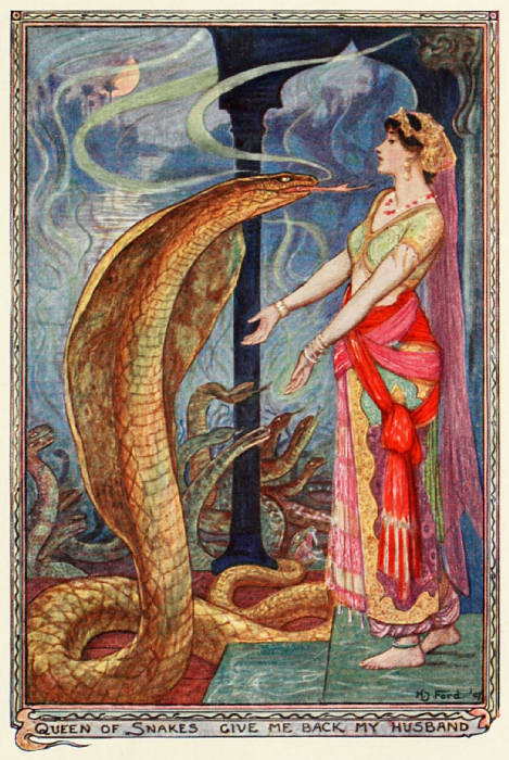 The Snake Prince on Wikimedia Commons