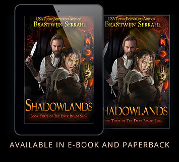 Shadowlands - Paperback and Ebook