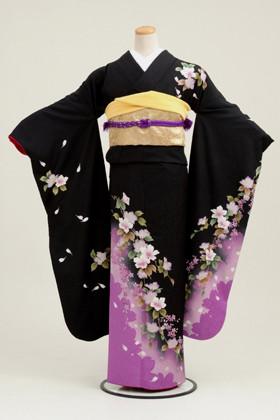 Furisode kimono