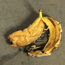 Is this Art or a Banana Peel?