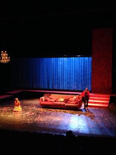 TnBA Lorenzaccio mise en scène Catherine Marnas