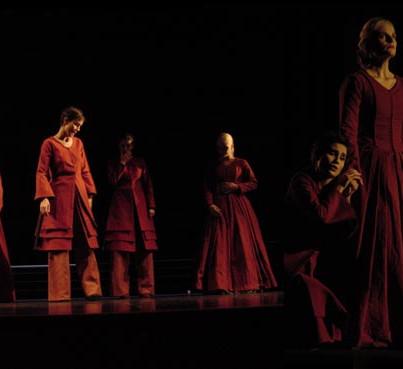 Andromaque - mise en scène Philippe Delaigue