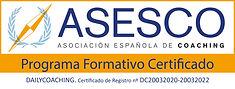 DAILYCOACHING Logo Certificado de regist