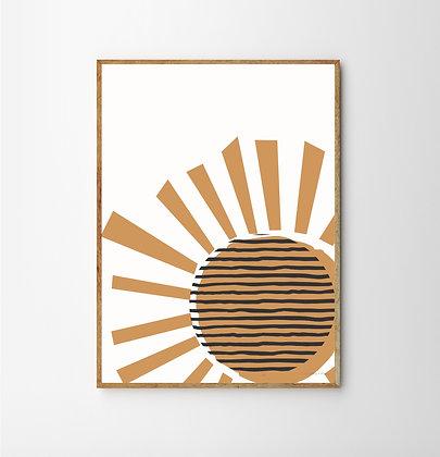 Morning Sun Print