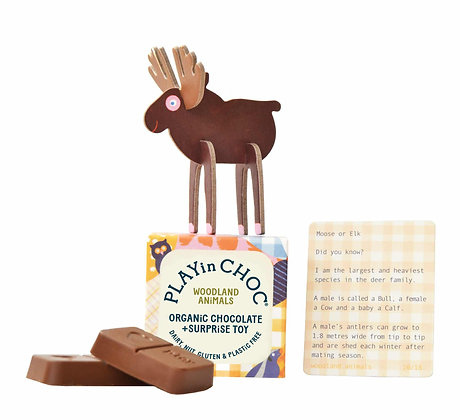 ToyChoc Boxes - Woodland Animals