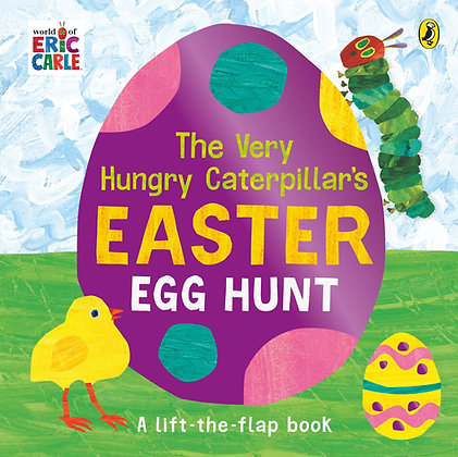 Very Hungry Caterpillars Easter Egg Hunt