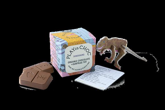 ToyChoc Boxes - Dinosaurs