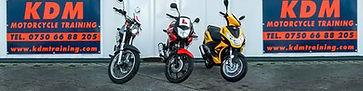 KDM Motorcycle Training
