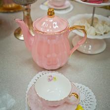 Tea Party Setup $50