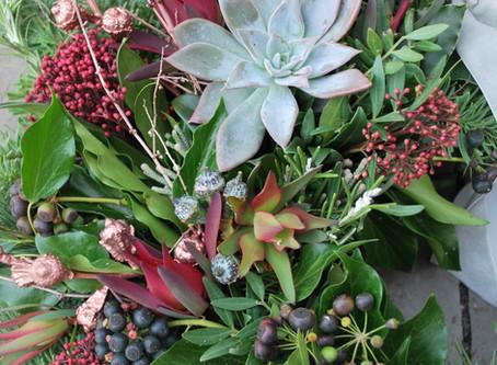 Luxury Christmas Wreath Workshops