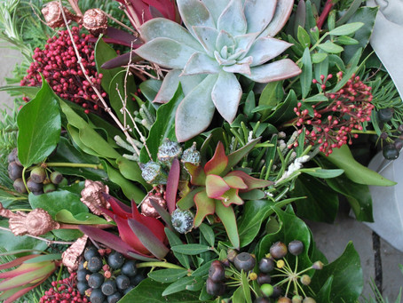 Luxury Christmas Wreath Workshops