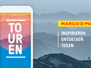 Relaunch der Marco Polo Touren App