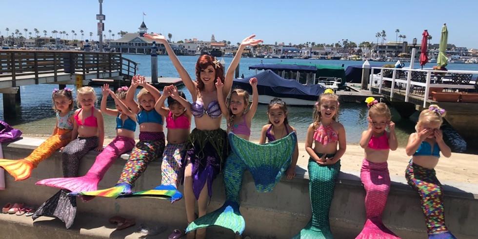 Spring Break Mermaid Academy