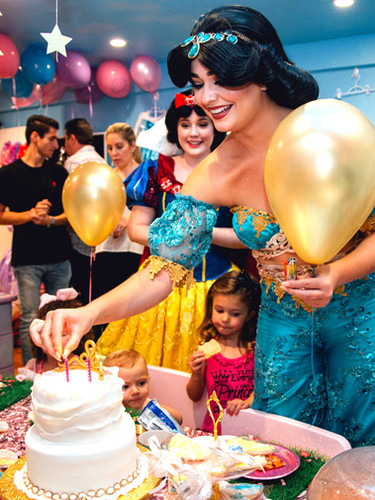 Girls birthday party orange county