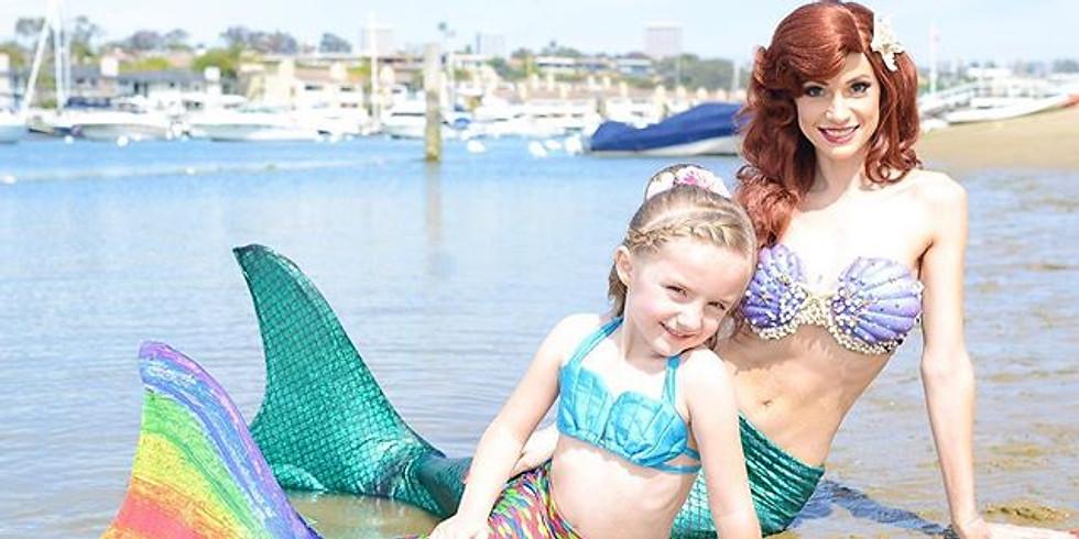 Mermaid Beach Photo Session with Ariel