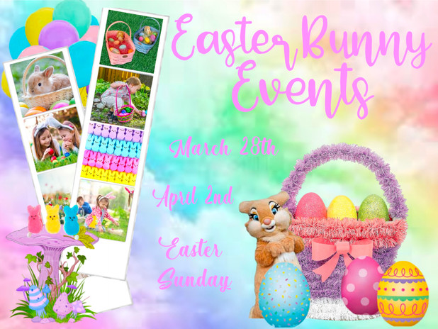 Easter event balboa island