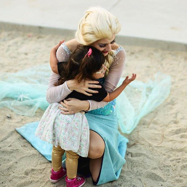 ✨Because a hug like that can melt ANY he