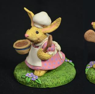 Berta Bunny - Baker