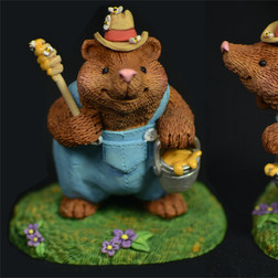 Bedrick Bear - Honey Farmer
