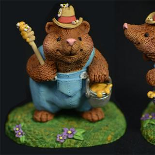 Bedrick Bear - Honey Farmer