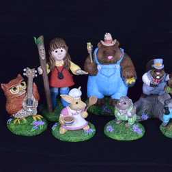Jirina's Journey Collecitble Figurines