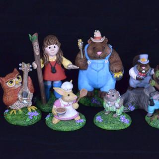 Jirina's Journey Collecitble Figurines