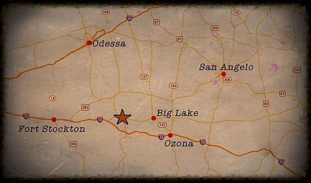 Iraan Hotels, Texas Hotels