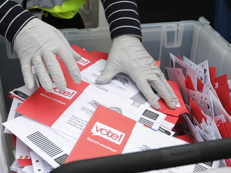 Mail-in Voting Problems May Foreshadow Difficulties in Upcoming Presidential Vote
