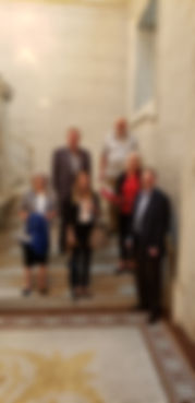 Group on Steps in Statehouse, 6.23.20.jp