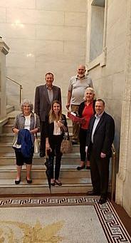 Joint letter delivered to Ohio Senators and Representatives