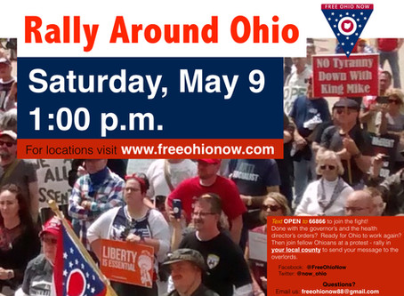 32 Counties in Rally Around Ohio