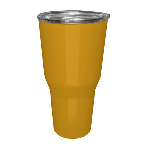 b1a9505c194 30oz Stainless Steel Tumbler- Yellow