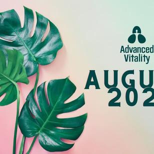 Advanced Vitality News | August 2021