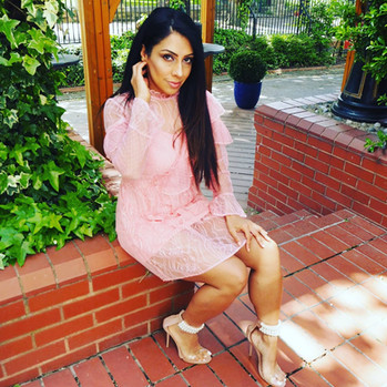 Narinder Lace Dress