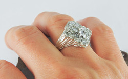 GEORGIAN-ROSE-CUT-CLUSTER-DIAMOND-RING-2