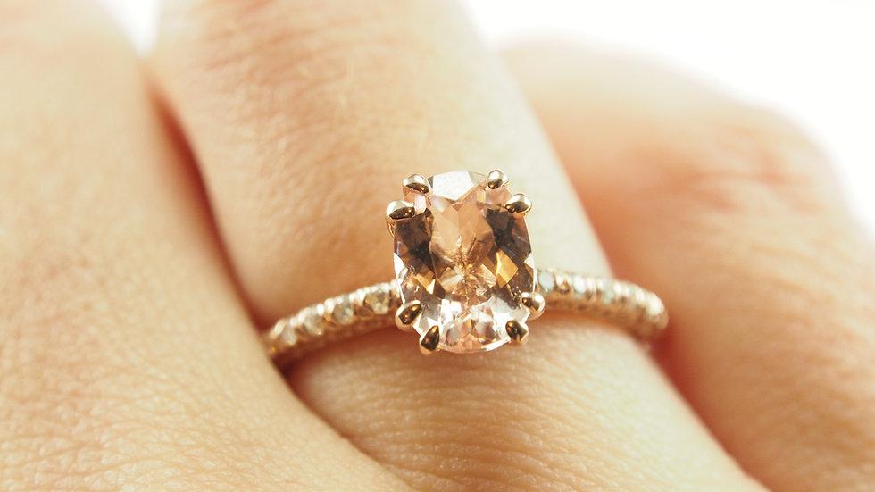 Morgan Engagement Ring