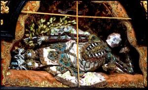 Jeweled Skeletons