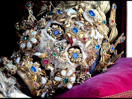 Jewelry History: Bejeweled Skeletons