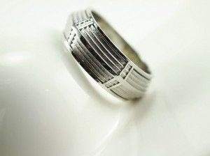 Mayan Temple Ring