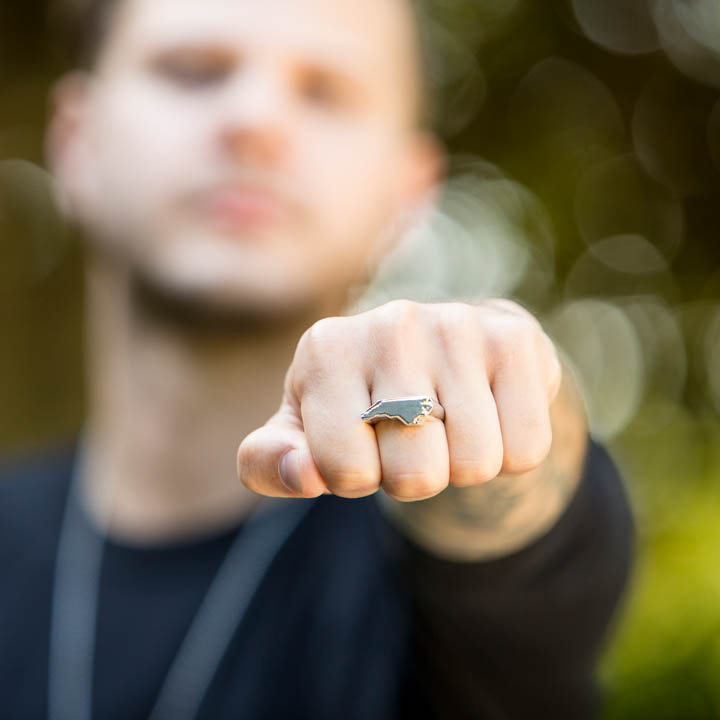 Men's NC Ring