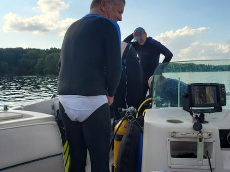 Pine Lake Diving 6/30