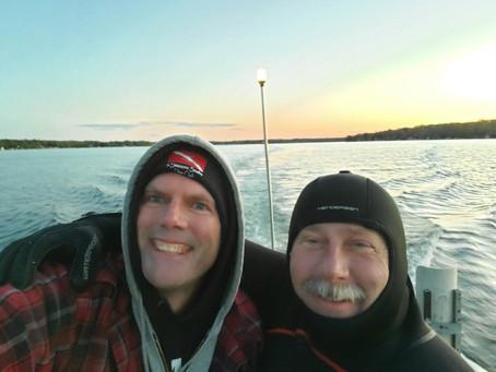 Delavan Dive 5/12 Anchors away