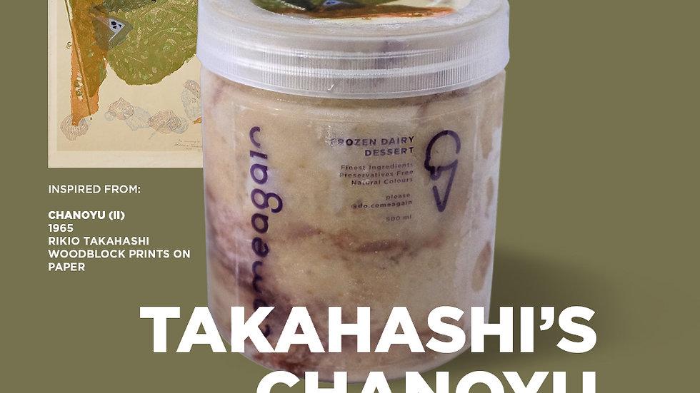 500ml Takahashi's Chanoyu