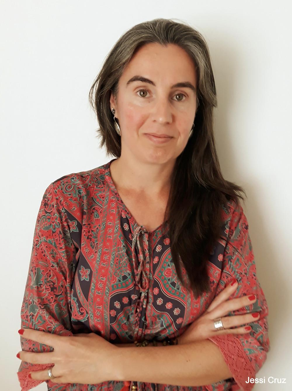 Jessi Cruz, especialista em Cabala Atlante
