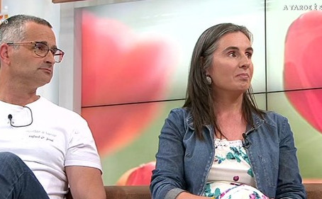 Entrevista a Rafael e Jessi, na TVI com Fátima Lopes.