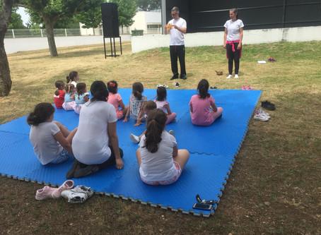 Meditações para crianças em Cerdal