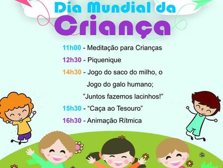 Dia mundial da criança em Valença