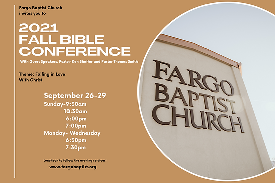 Orange Photo Dynamic Frame Conference Church Poster.png