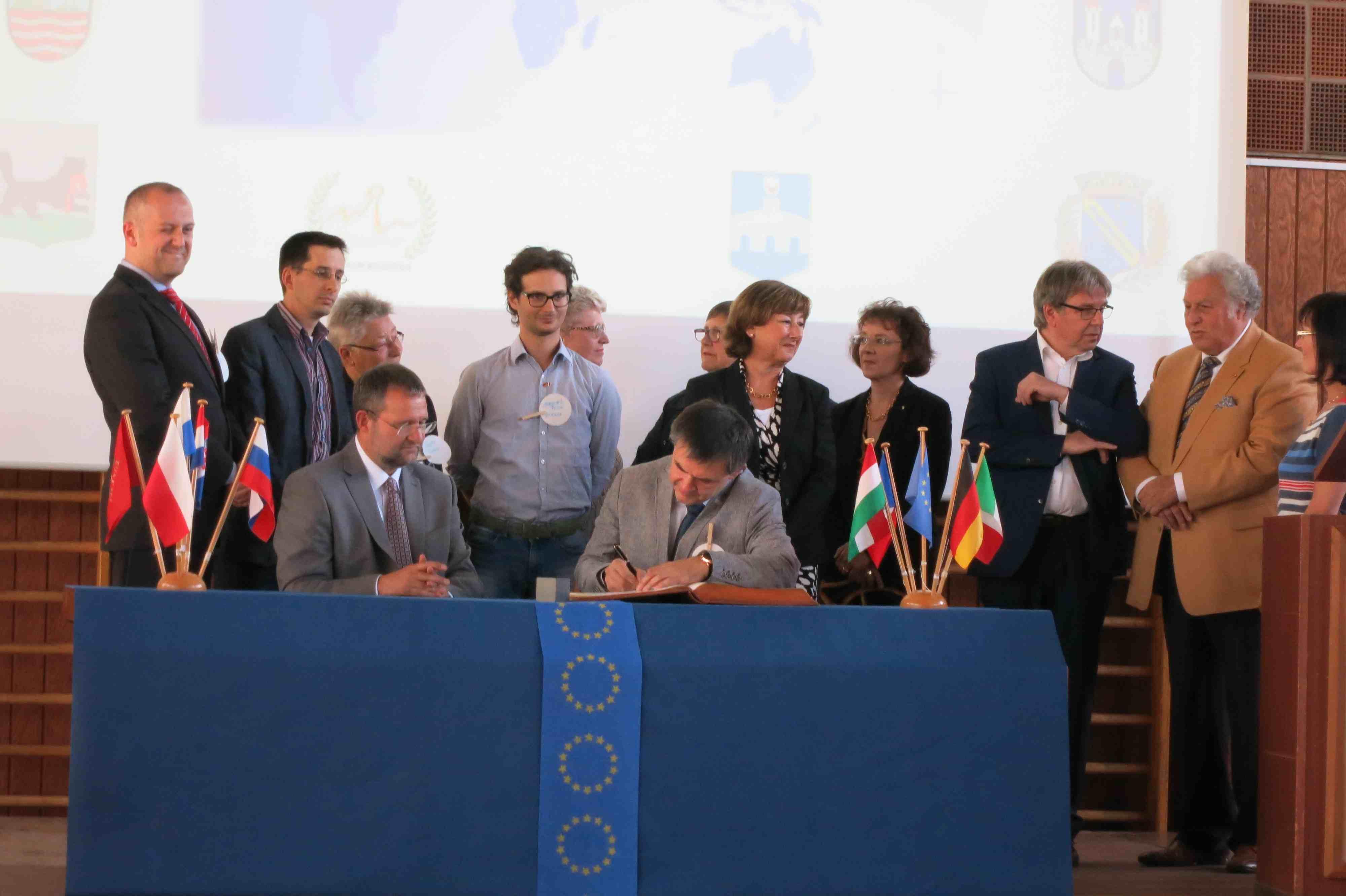 Partnerstädtetreffen in Pforzheim